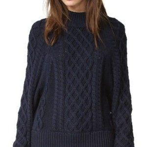 FAITHFULL the Brand Lauren Cable Knit Sweater 6